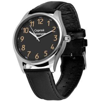 Именные наручные часы 21 серебро