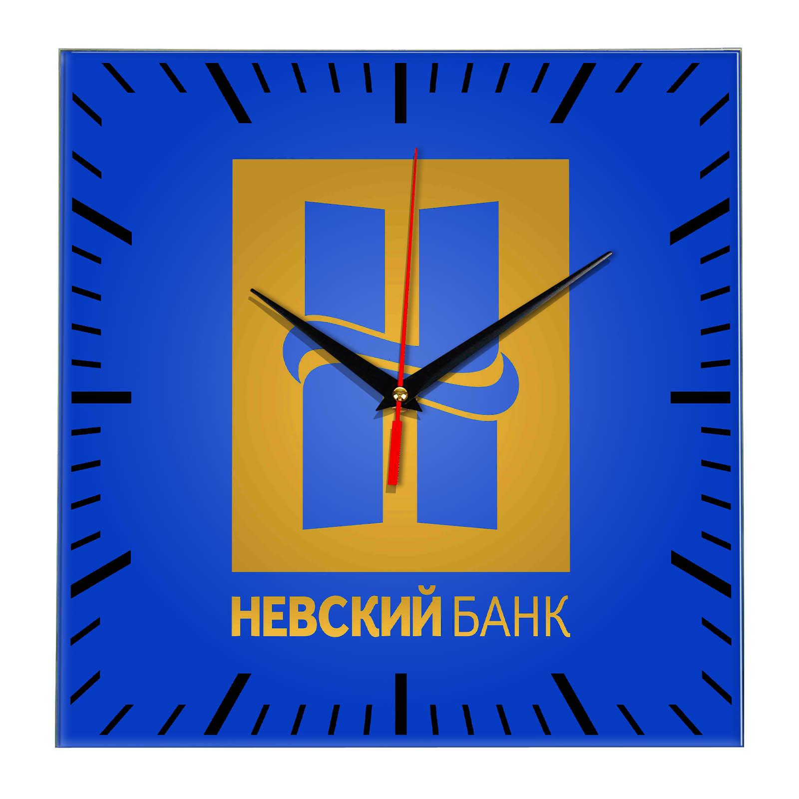 Настенные часы «nevskiy_bank»