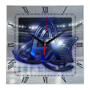 Сувенир – часы nh hokkey 01