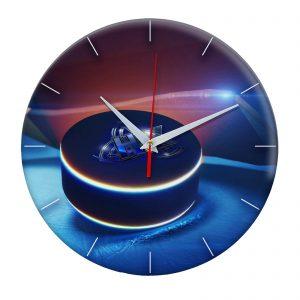 Сувенир – часы nh hokkey 02