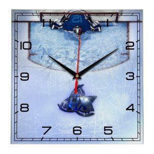 Сувенир – часы nh hokkey 03