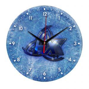 Сувенир – часы nh hokkey 04