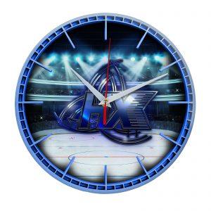 Сувенир – часы nh hokkey 06