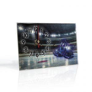 Сувенир – часы nh hokkey 09