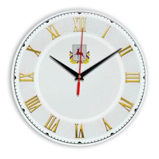 Часы на стену с римскими цифрами Нижний Новгород 01