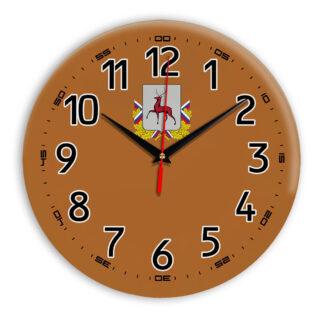 Часы с логотипом Нижний Новгород 10