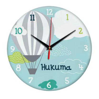 Подарок именной — Настенные часы с именем Никита