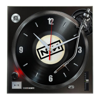 Nine inch nails настенные часы 7