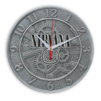 Nirvana настенные часы 1