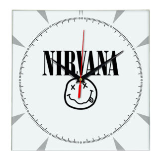 Nirvana настенные часы 2