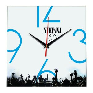 Nirvana настенные часы 8