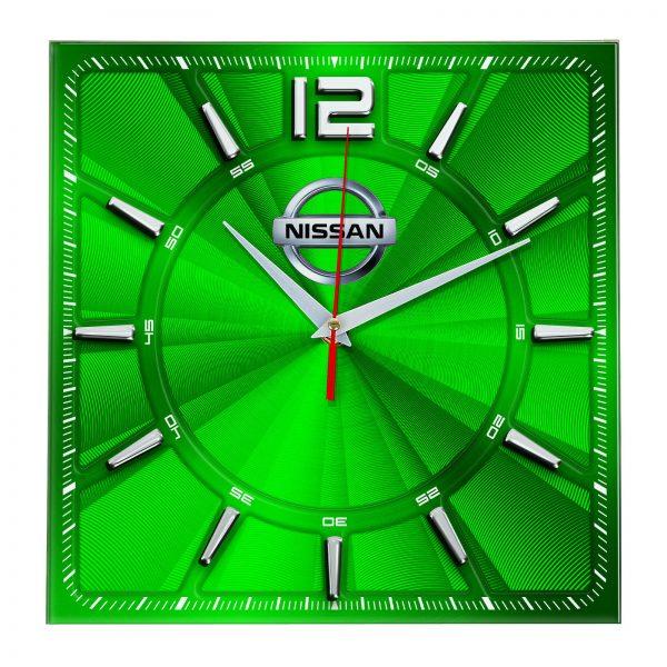 Сувенир – часы Nissan 01