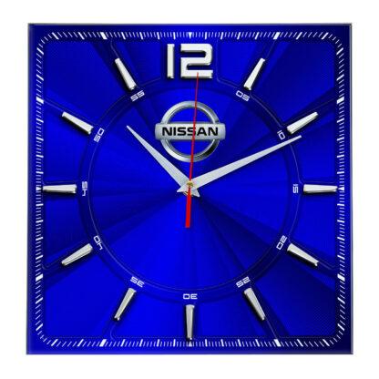 Сувенирные часы Nissan 03