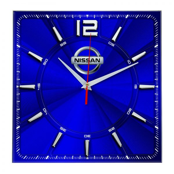 Сувенир – часы Nissan 03