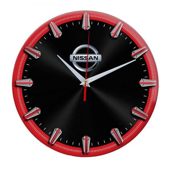 Сувенир – часы Nissan 06