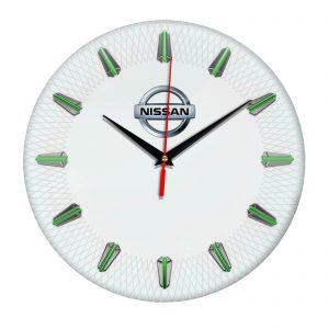 Сувенир – часы Nissan 07