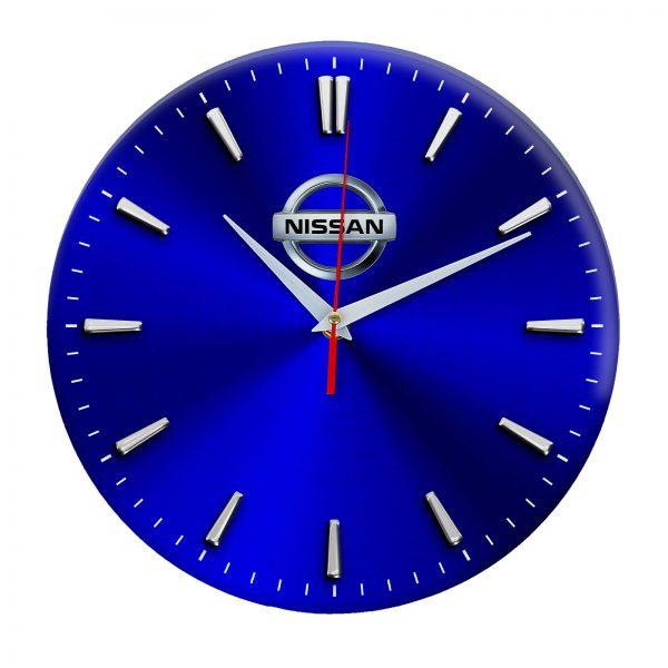 Сувенир – часы Nissan 08