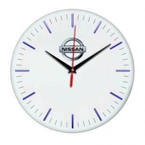 Сувенир – часы Nissan 11