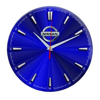 часы с автомобилем Nissan 12