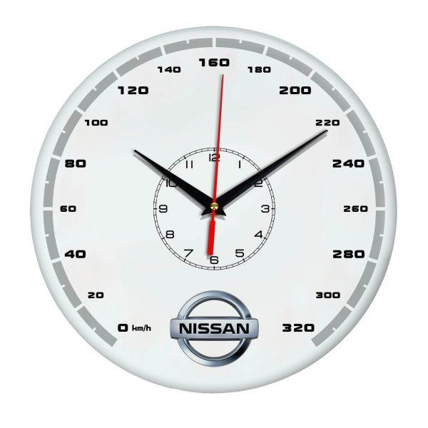 Сувенир – часы Nissan 14