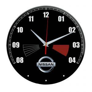 Сувенир – часы Nissan 16