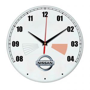 Сувенир – часы Nissan 17