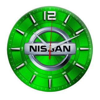 Сувенир – часы Nissan 21
