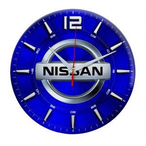 Сувенир – часы Nissan 22