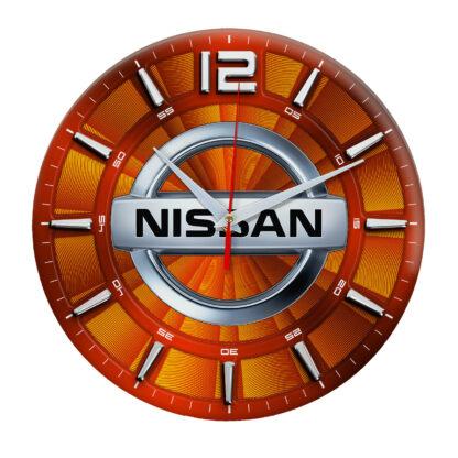 Сувенир – часы Nissan 23
