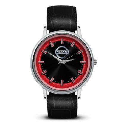 Nissan часы сувенир для автолюбителей