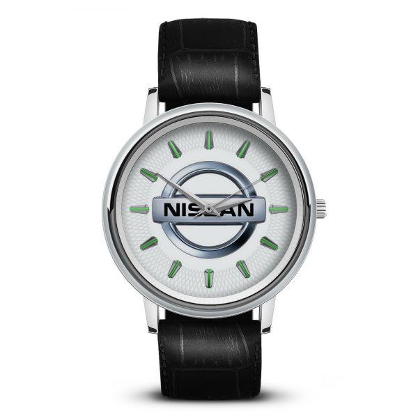 Nissan автомобильный бренд на часах