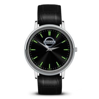 Nissan наручные часы с логотипом мужские