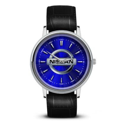 Nissan наручные часы со значком