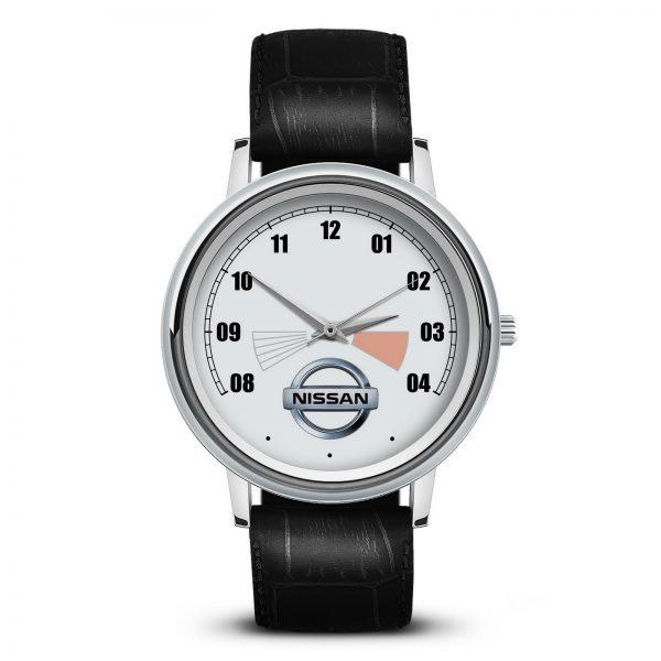 Nissan часы наручные с эмблемой