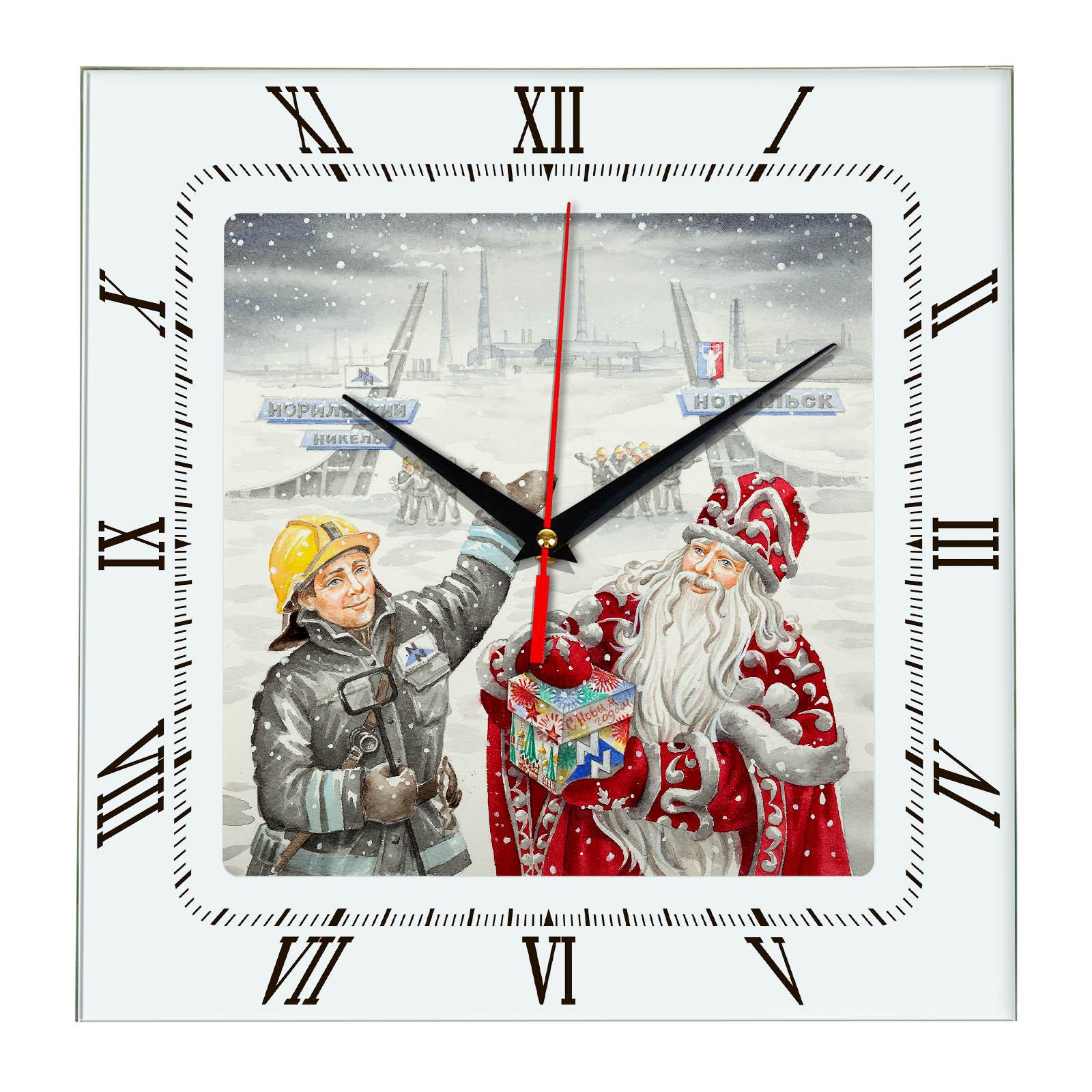 Корпоративные новогодние подарки Норильский Никель 2018