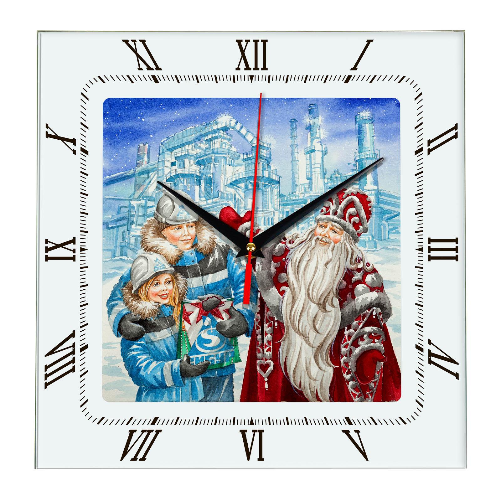Корпоративные новогодние подарки Сибур 2018