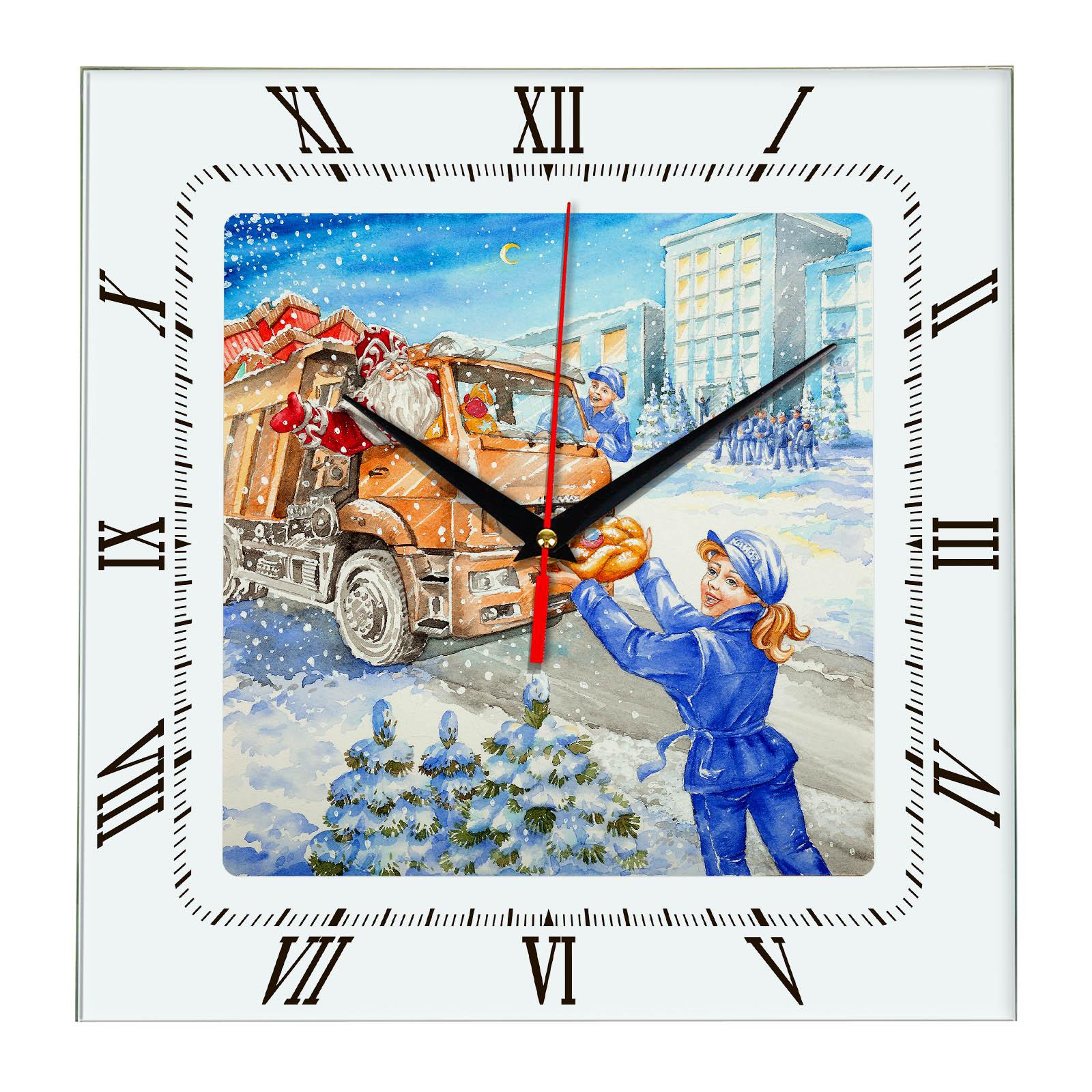 Корпоративные новогодние подарки Камаз 2018