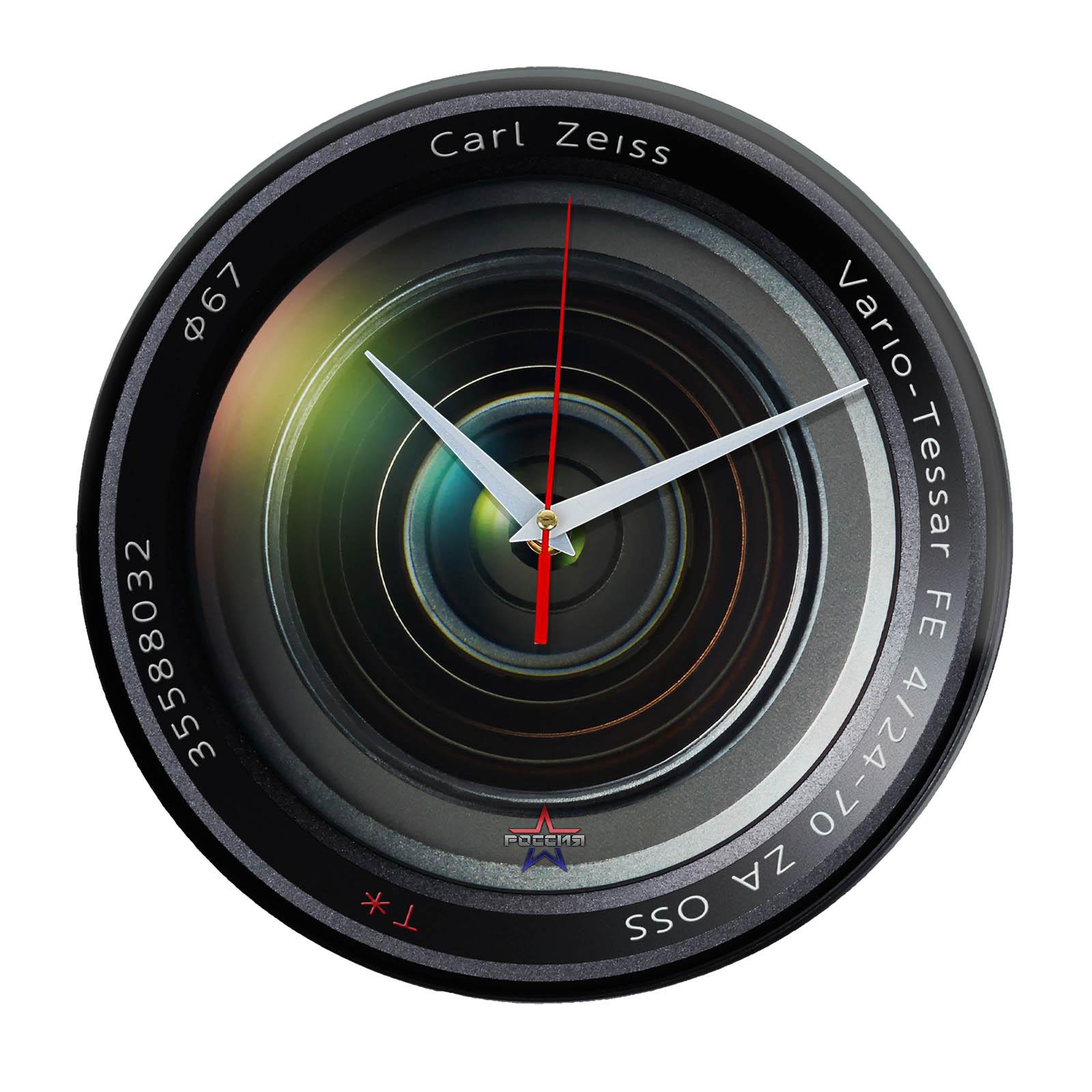 Настенные часы «obectiv2»