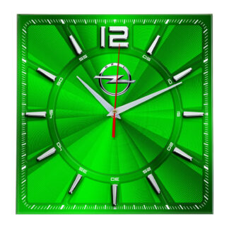 Сувенир – часы Opel 01