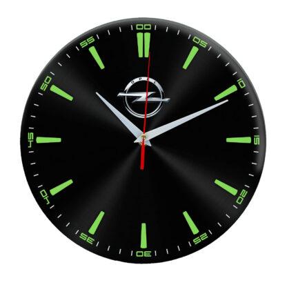 Сувенир – часы Opel 10