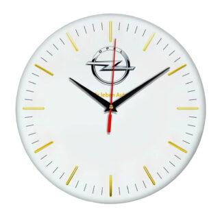 Настенные часы «opel sport»