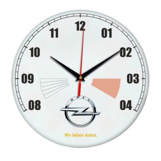 Настенные часы «opel 40»