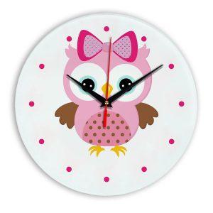 Настенные часы Филин owl-01-clock