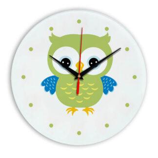 Настенные часы Сова owl-03-clock