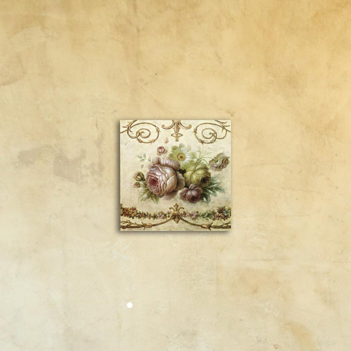 Картина на стекле «Виньетки»
