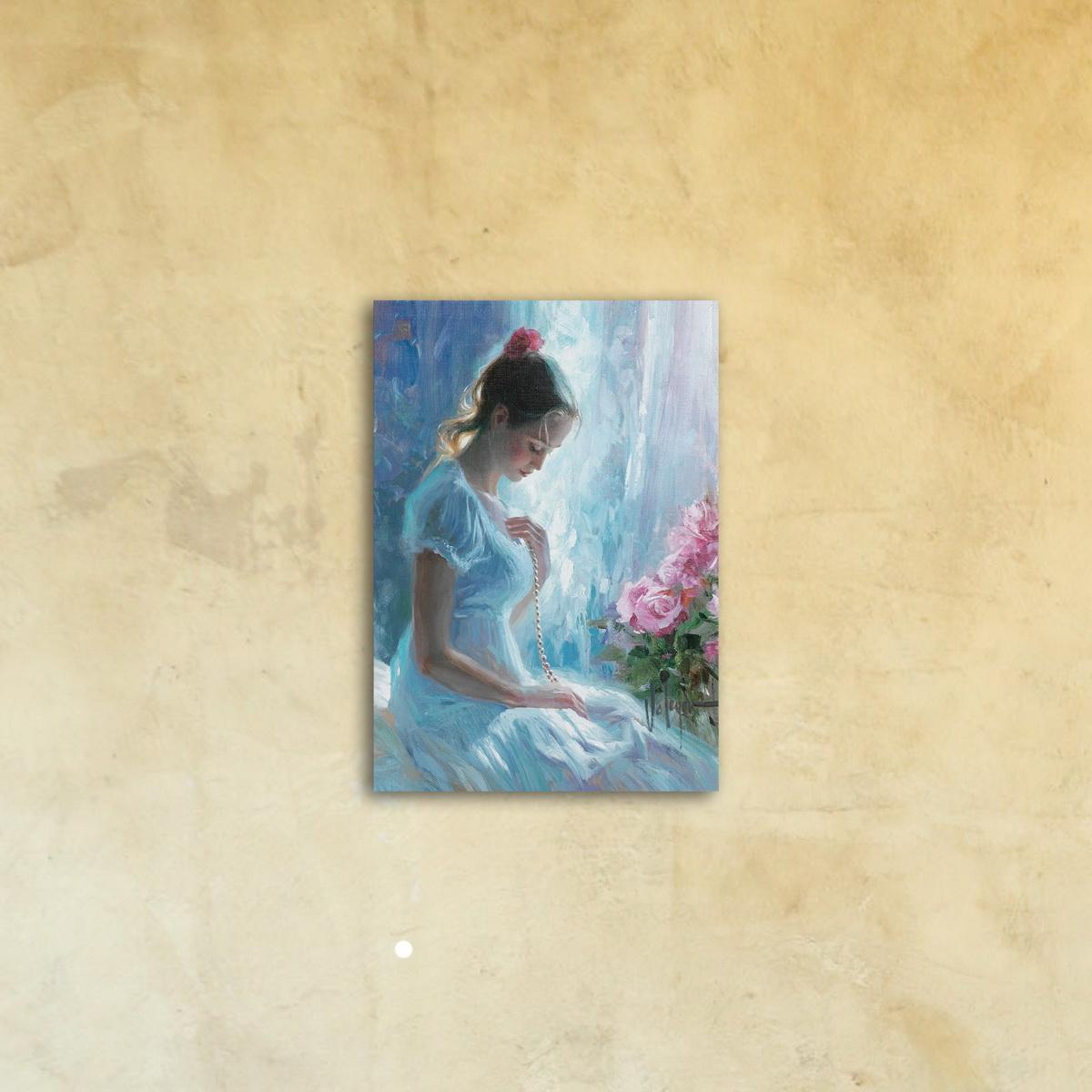 Картина на стекле «Рассвет»
