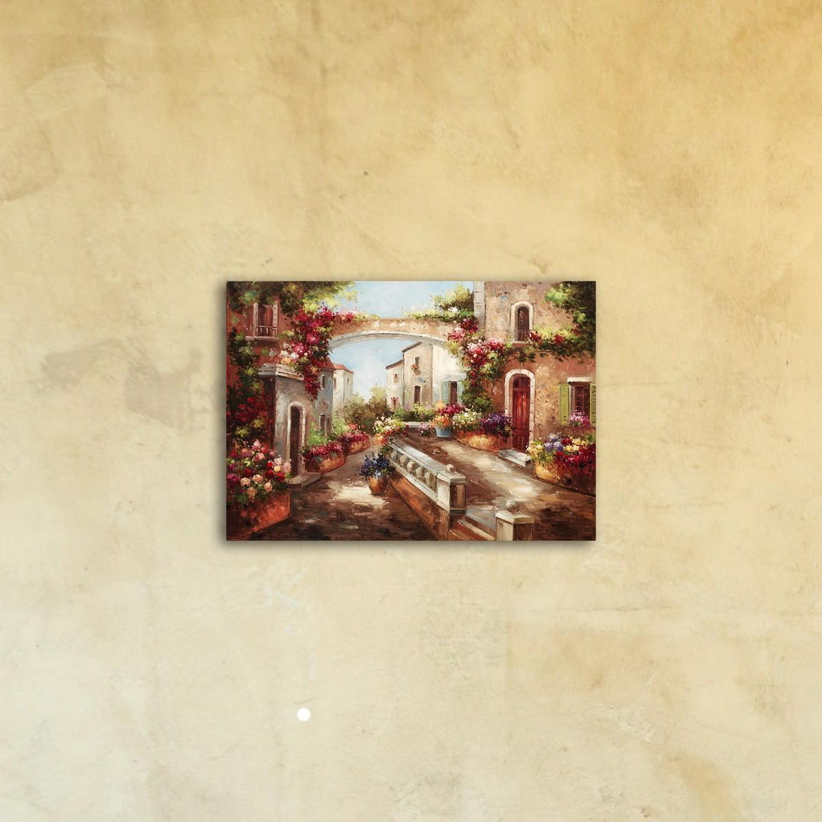 Картина на стекле «Очарование Флоренции»