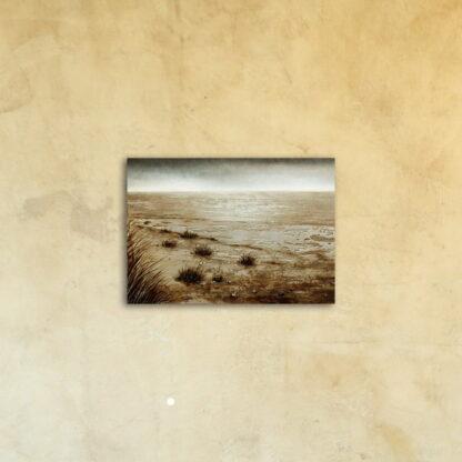 Картина на стекле «Штиль»