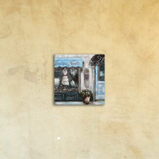 Картина на стекле «Витрина Европы»