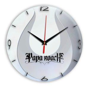 Papa roach настенные часы 14